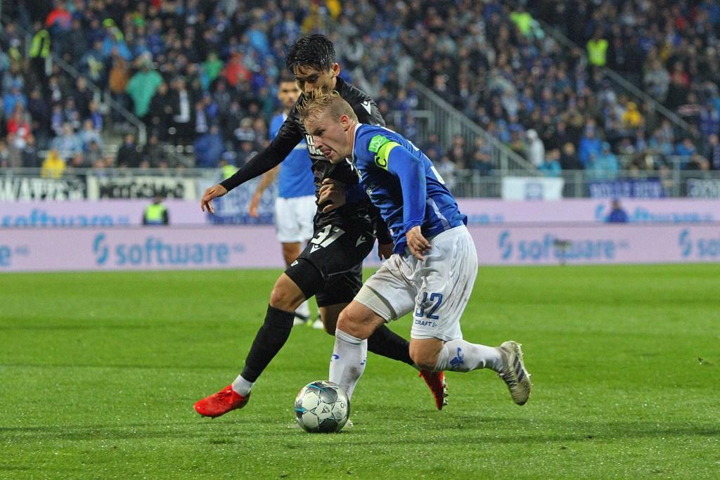 SV Darmstadt 98 - Karlsruher SC
