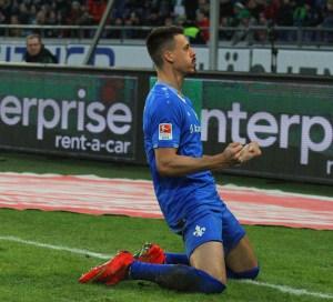 Sandro Wagner, SV Darmstadt 98