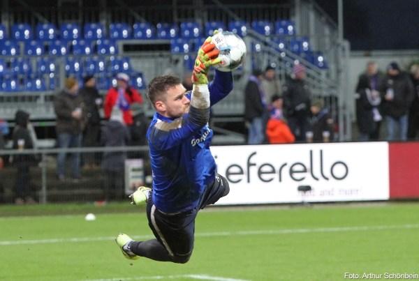 Marcel Schuhen, Holstein Kiel - SV Darmstadt 98