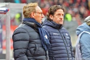 Rüdiger Fritsch und Carsten Wehlmann, SV Darmstadt 98