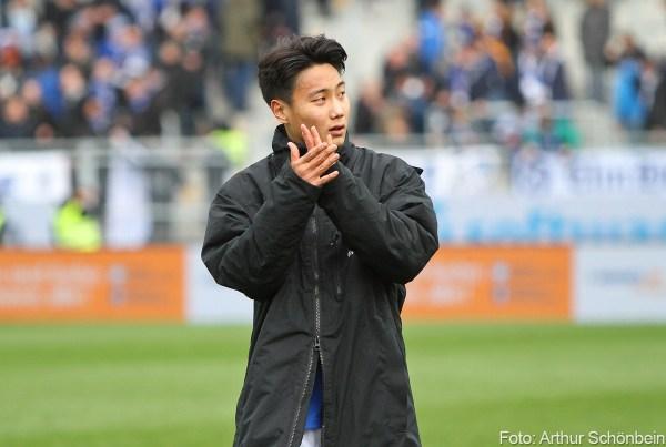 Seung-ho Paik, SV Darmstadt 98 - FC Heidenheim