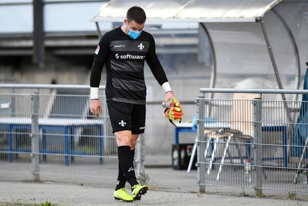 Marcel Schuhen, SV Darmstadt 98 - SpVgg Greuther Fuerth