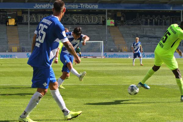 SV Darmstadt 98 - SV Wehen Wiesbaden