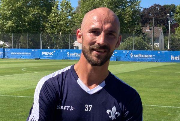 Patrick Herrmann, SV Darmstadt 98