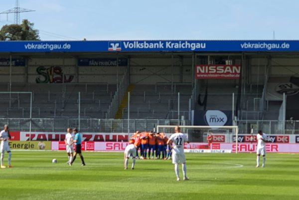 SV Sandhausen-SV Darmstadt 98
