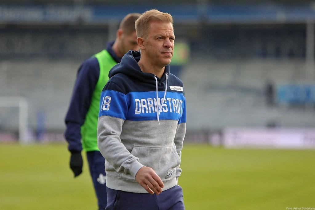 Markus Anfang, SV Darmstadt 98 - SC Paderborn