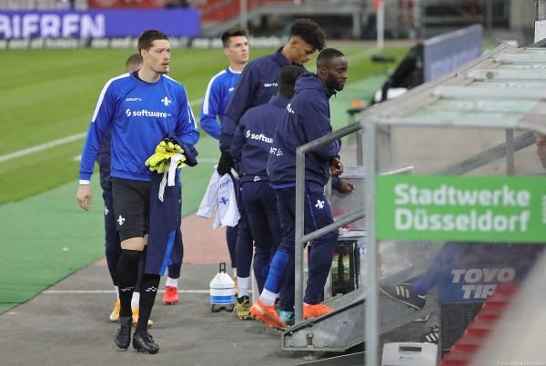 Fortuna Düsseldorf - SV Darmstadt 98