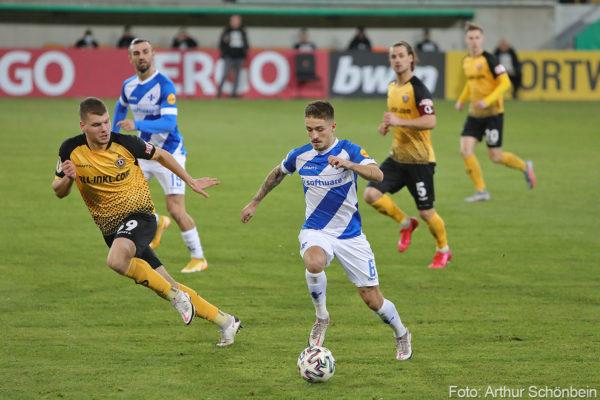 Marvin Mehlem, SV Darmstadt 98 - Dynamo Dresden