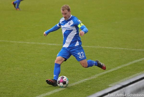 Fabian Holland, FC Heidenheim - SV Darmstadt 98