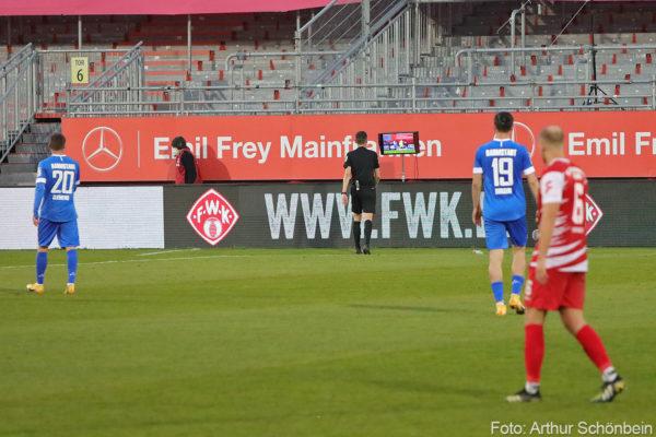 Würzburger Kickers - SV Darmstadt 98