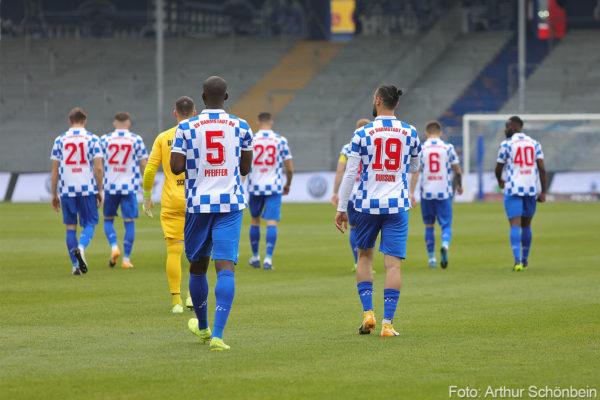 SV Darmstadt 98 - Fortuna Düsseldorf