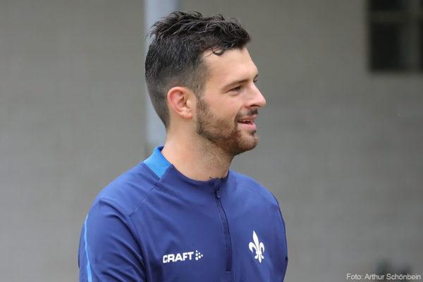 Luca Pfeiffer, SV Darmstadt 98