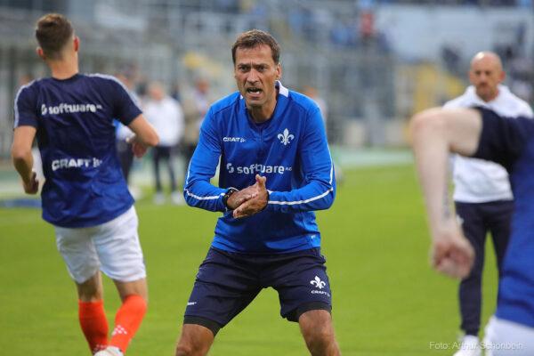 Kai Peter Schmitz, TSV 1860 München - SV Darmstadt 98
