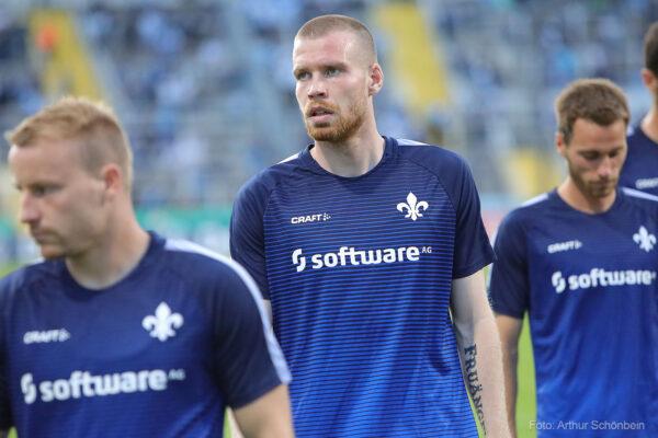 Thomas Isherwood, TSV 1860 München - SV Darmstadt 98