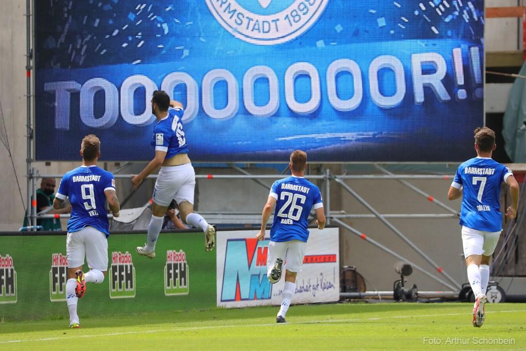 SV Darmstadt 98 - FC Ingolstadt 04