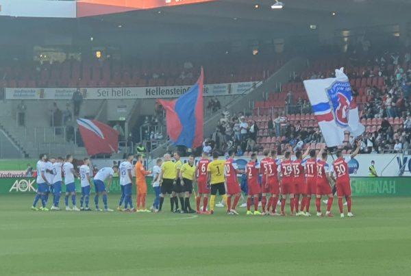 1. FC Heidenheim - SV Darmstadt 98