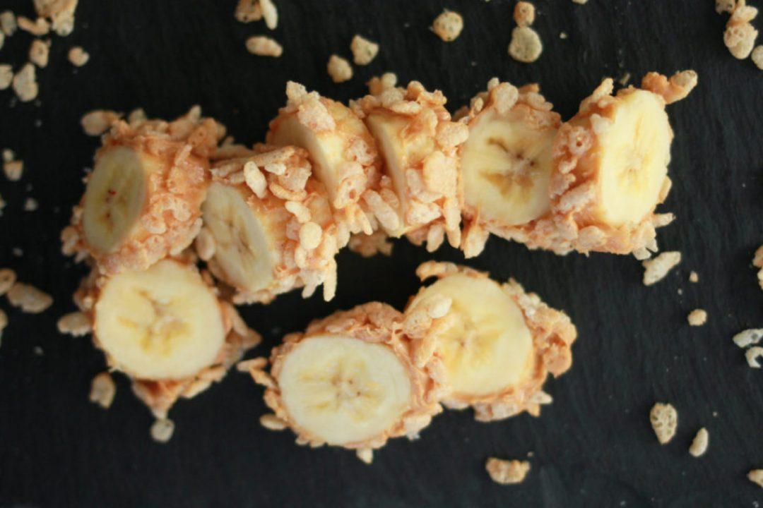 Breakfast Sushi Bites