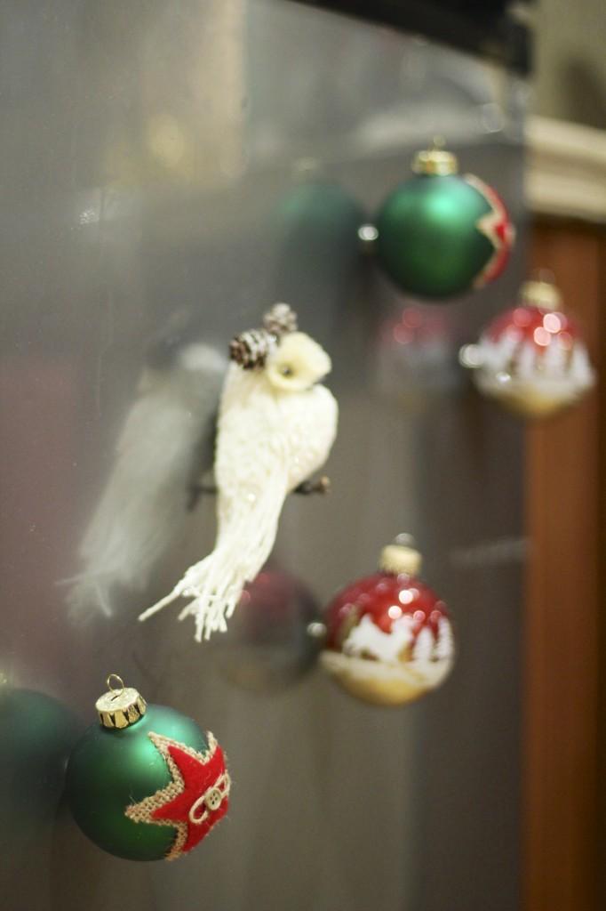 DIY Magnet Ornaments