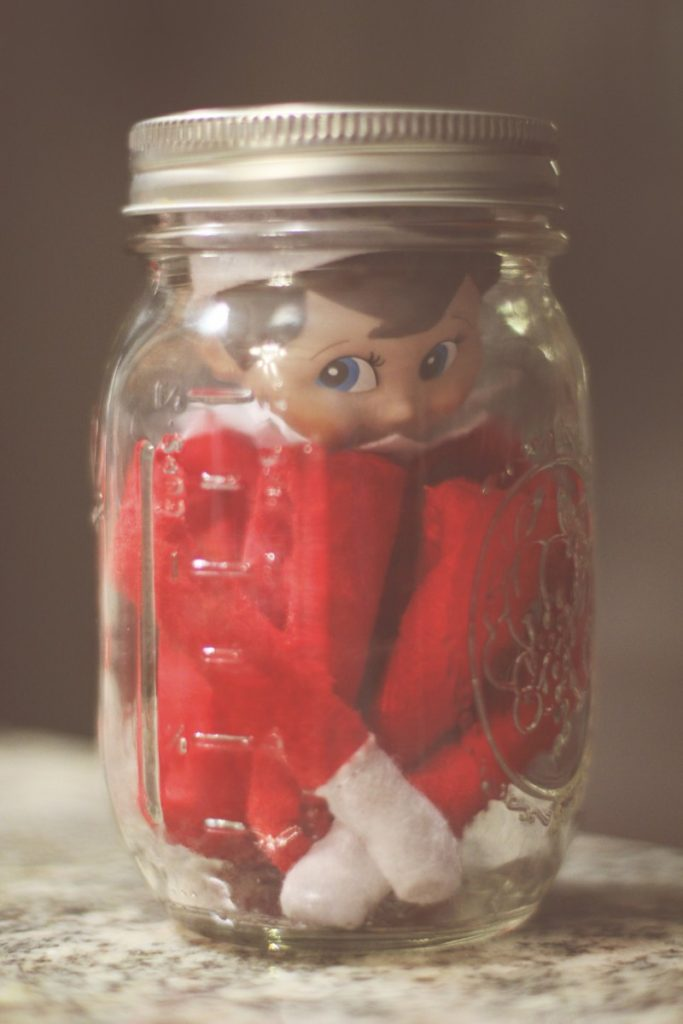 Elf on the Shelf: Ma Petite