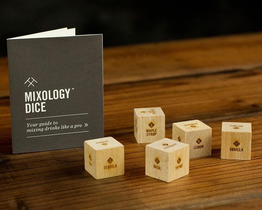 mix dice