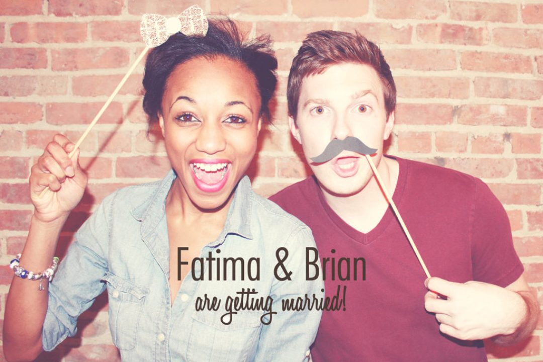 Save the Dates Photo Booth