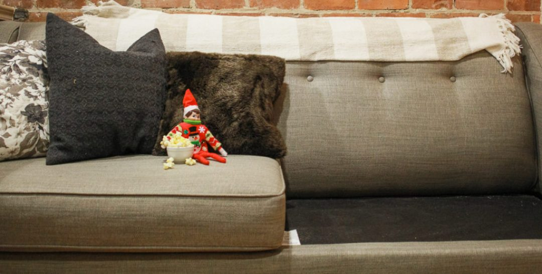 Elf on the Shelf and Scandal