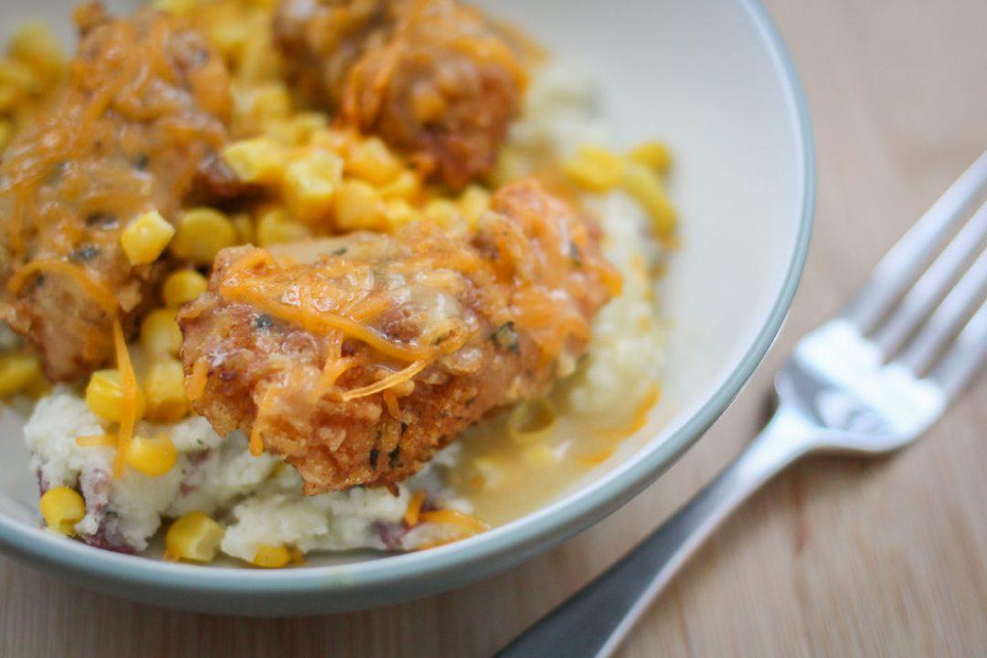 Homemade Mashed Potato Bowl
