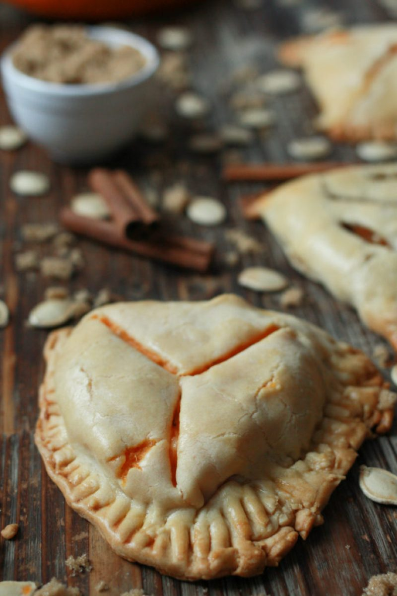 Sweet Potato Pastries
