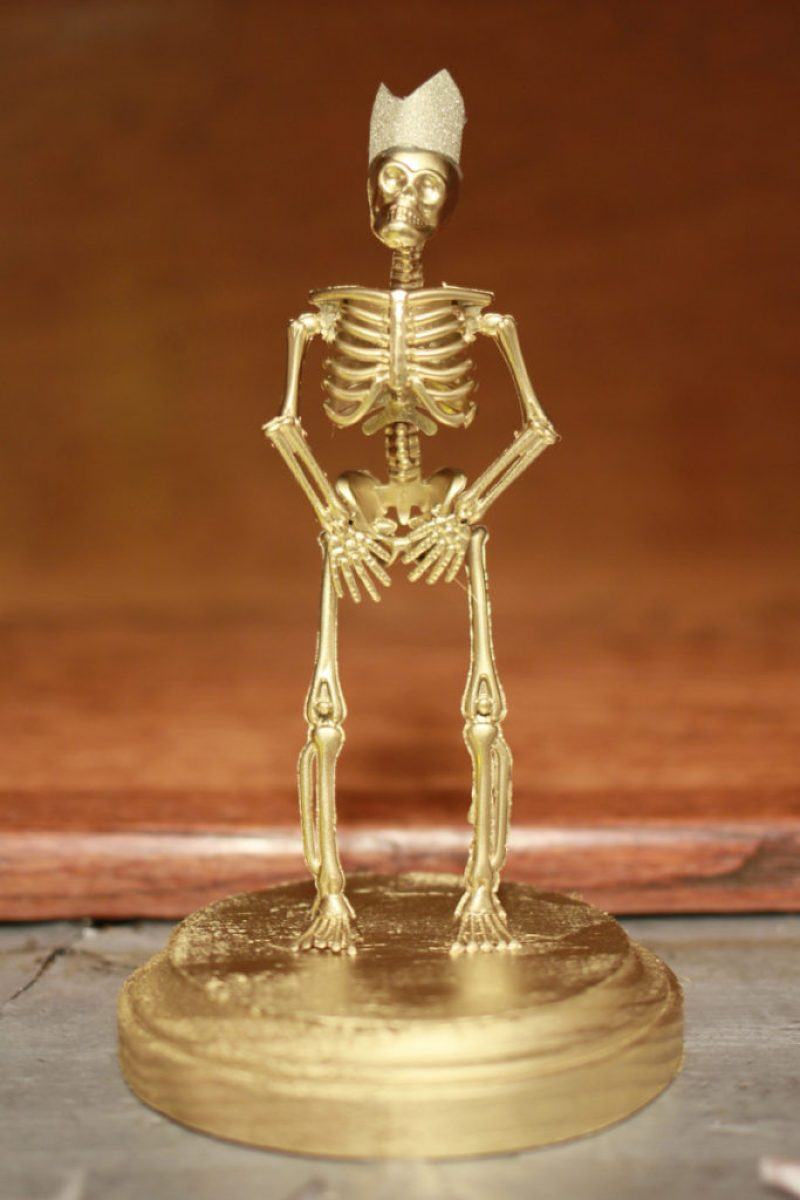 Best Costume Trophy