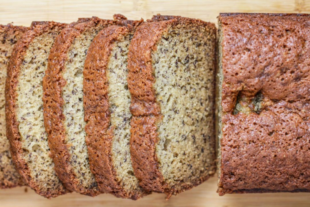 Julia S Best Banana Bread In Maui Lilies And Loafers