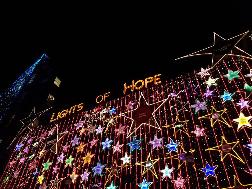 Lights of Hope - Vancouver
