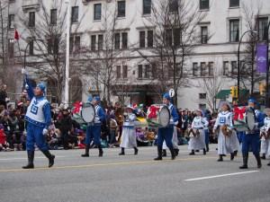 Santa Claus Parade - Vancouver