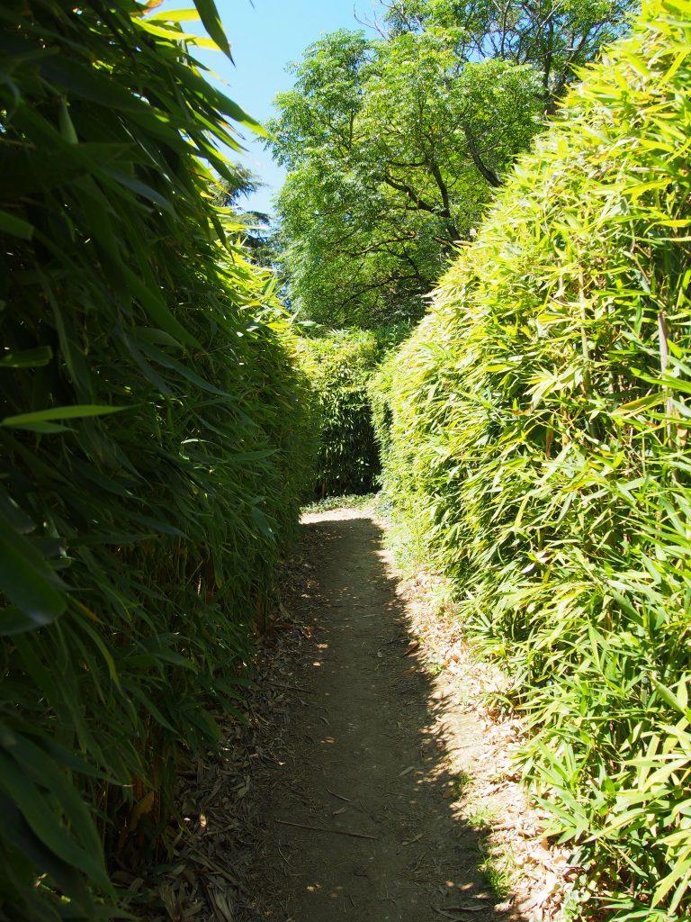 Labyrinthe - Jardins des Martels