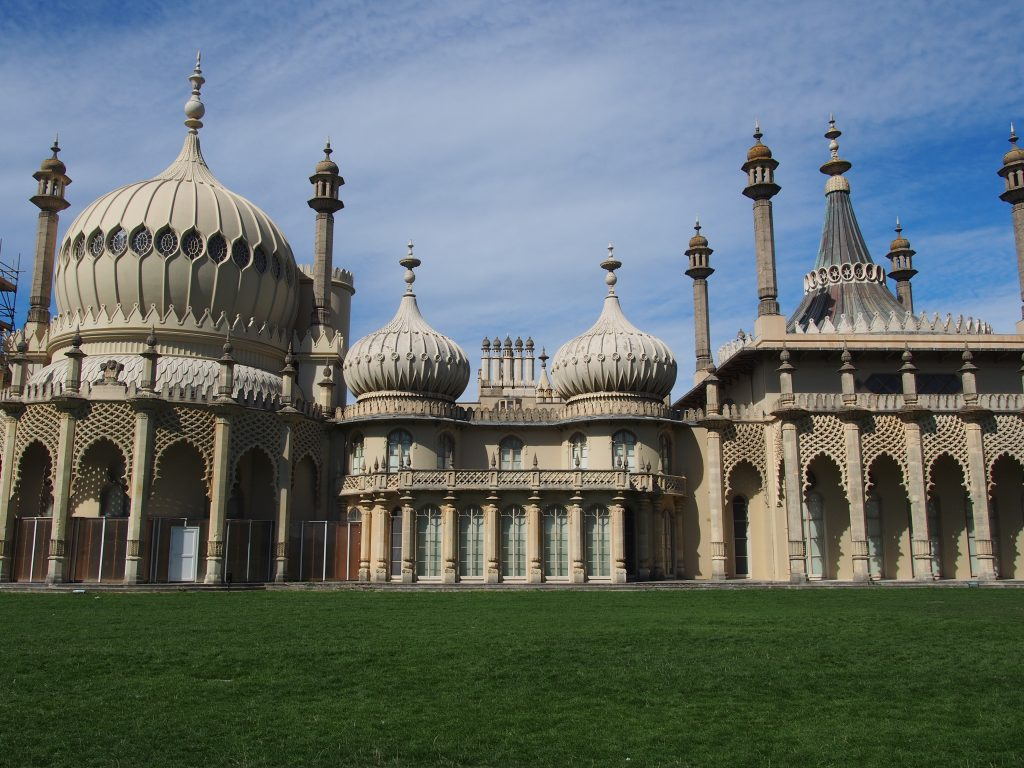 Royal Pavilion - Brighton