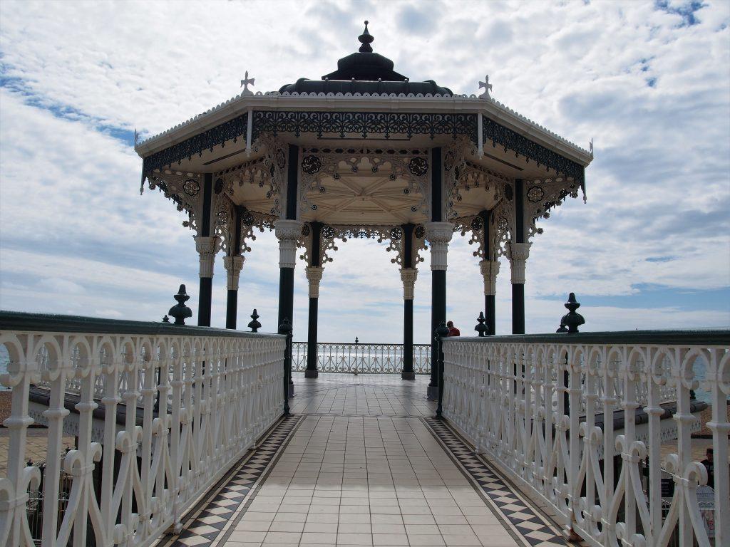 Brighton's Bandstand