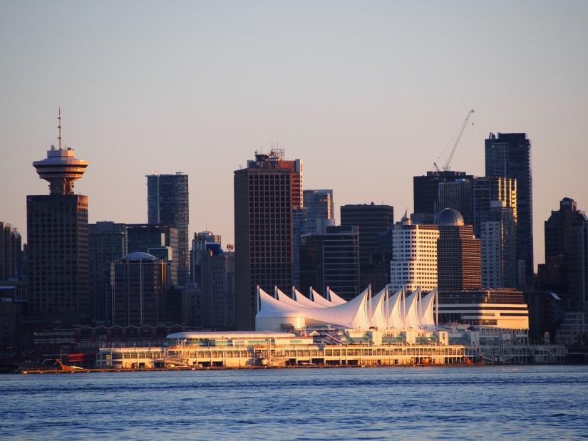 La skyline de Vancouver