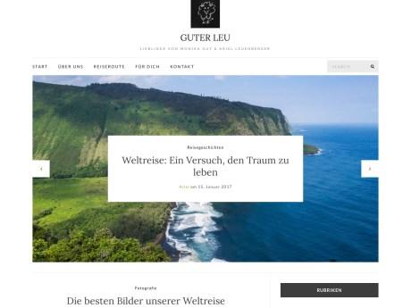 Blog Guterleu