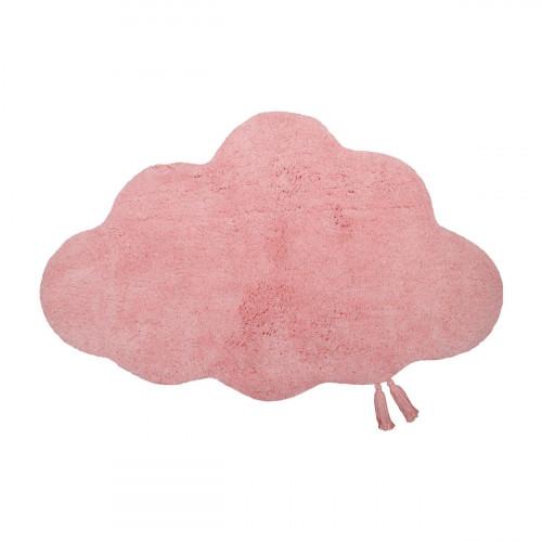 tapis nuages en coton lili pouce