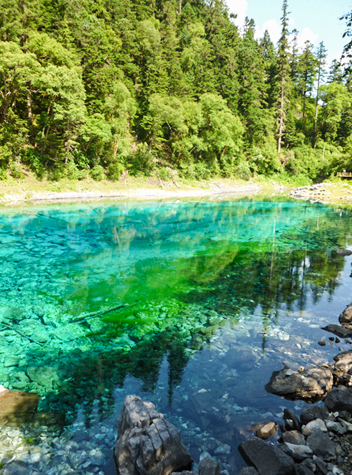 CHINA TRAVEL GUIDE - Jiuzhaigou national park