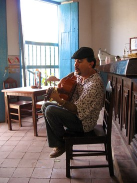 Learning life lessons in Trinidad, Cuba
