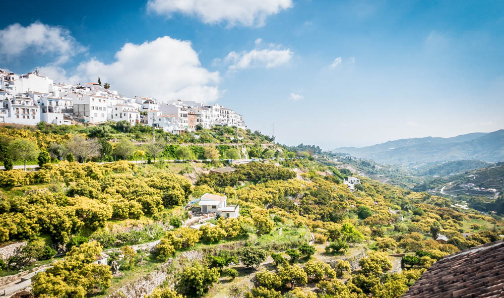UN DIA EN… - The white villages of Malaga, Andalusia, Spain