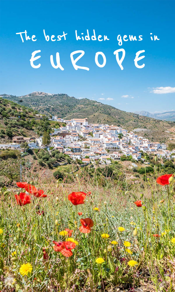 Hidden gems in Europe - Cutar, Spain, Andalusia - Best unique places to visit