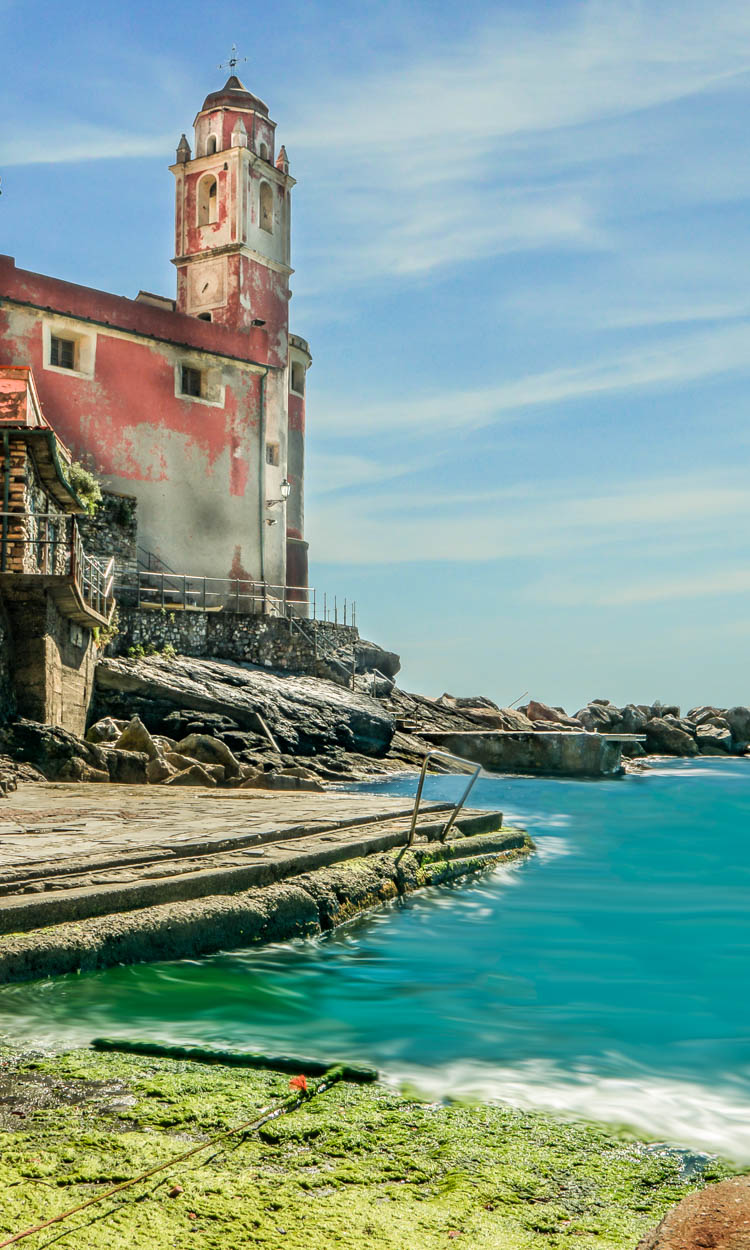 Hidden gems in Europe - Tellaro, Italy - Best unique places to visit