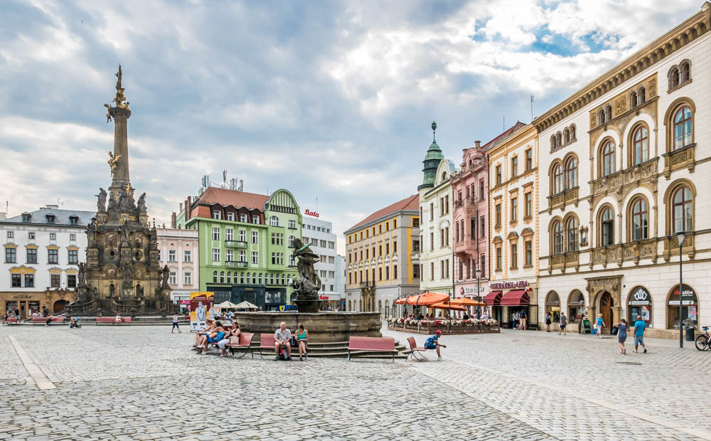 City trip - Czech Republic beyond historic Prague – Alternative Prague, Olomouc, Ostrava and Brno