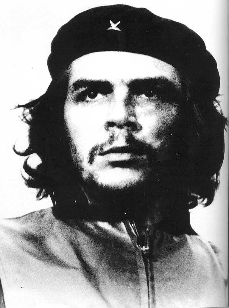 Che Guevara, by Alberto Korda