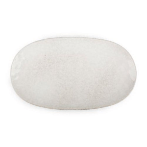 Serveringsfat oval Hedda vit