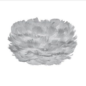 Eos micro light grey Ø 22 x 16 cm