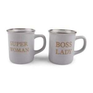 Mugg Superwoman & Boss Lady