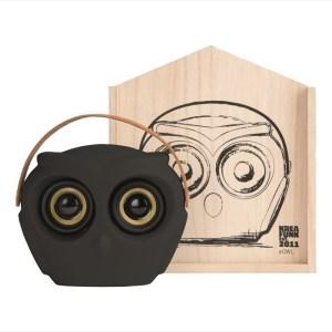 aOWL, Bluetooth-högtalare, Svart