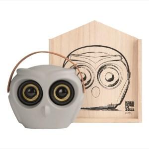 aOWL, Bluetooth-högtalare, Cool Grey